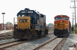 CSX 1500 & BNSF 7680